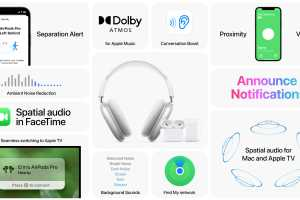 AirPods iOS 15 firmware: Find My, spatial audio, Conversation Boost and more