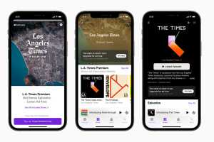 Apple launches Podcasts Subscriptions and channels with prices starting at $0.49