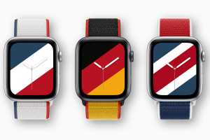 Apple's limited-edition International Watch bands are ready for the Olympics