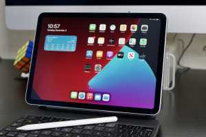 The iPad Air rumored to get a huge screen upgrade in 2022