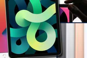 The next iPad mini: More screen and no more home button