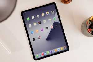 If you think the 12.9-inch iPad Pro is too small, a larger model may be on the way