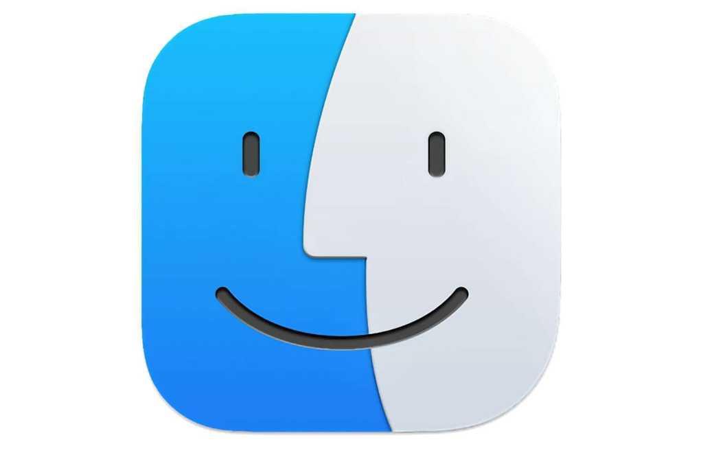 macOS Big Sur Finder icon