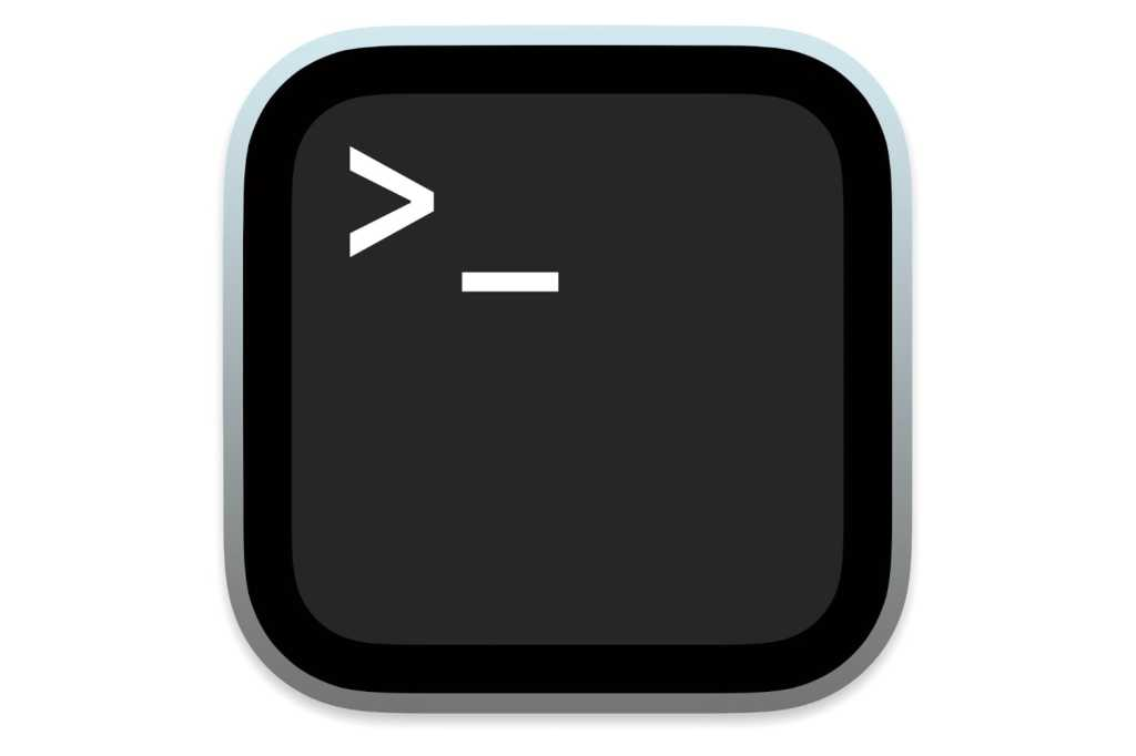 macOS Big Sur Terminal icon