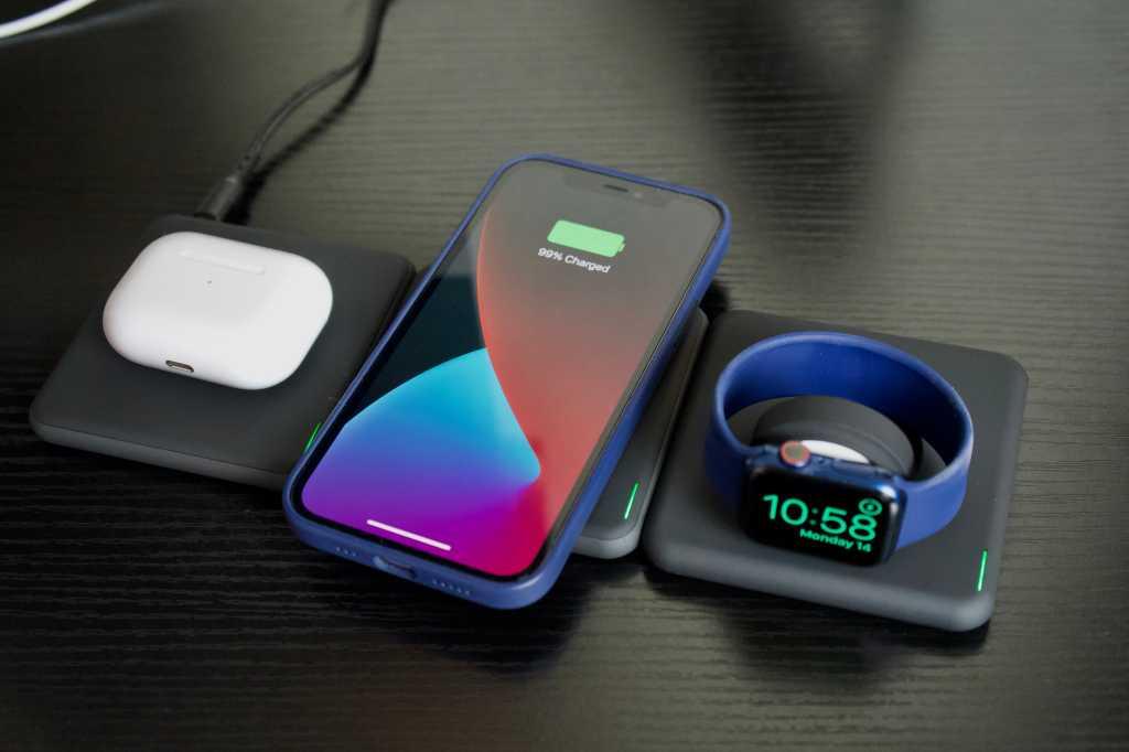 modula5 wireless charging system