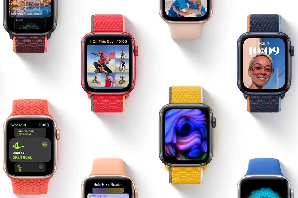 watchOS 8 watches