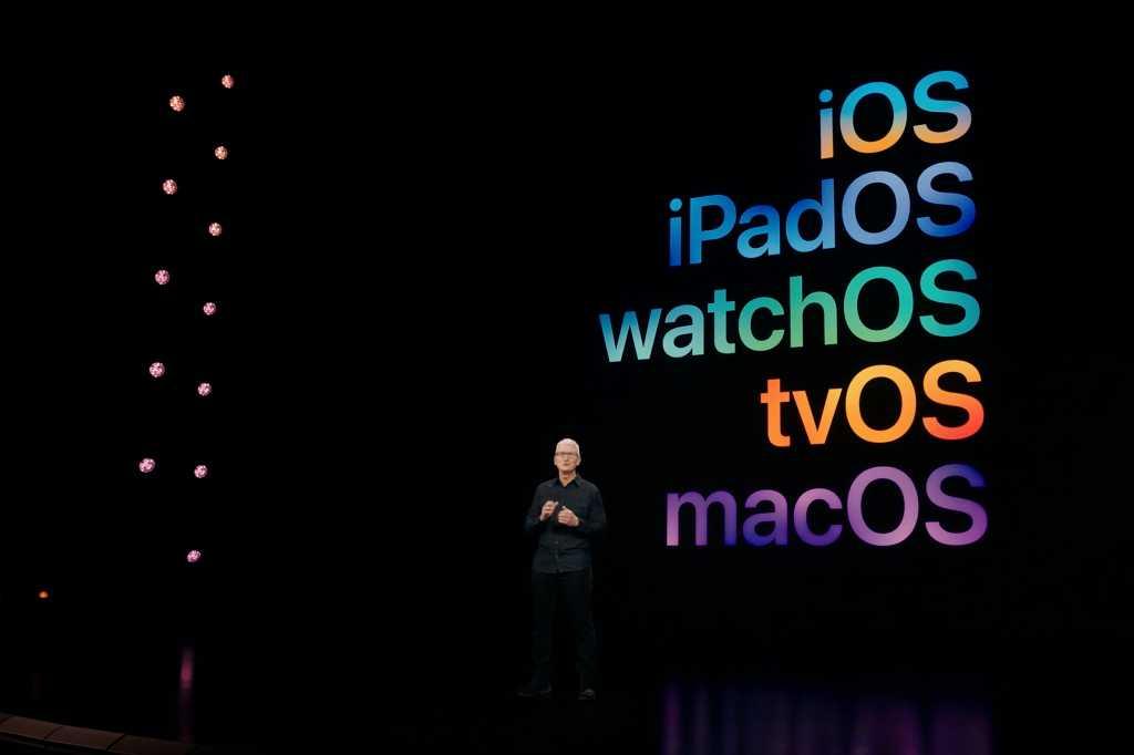 Apple OS family