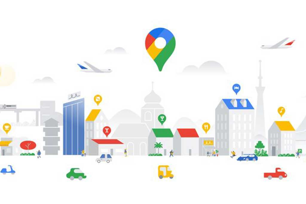 Google city