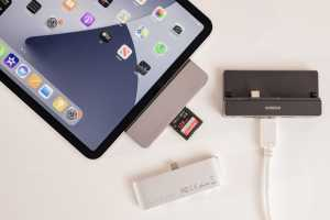 The best USB-C hubs for the iPad Pro and iPad Air