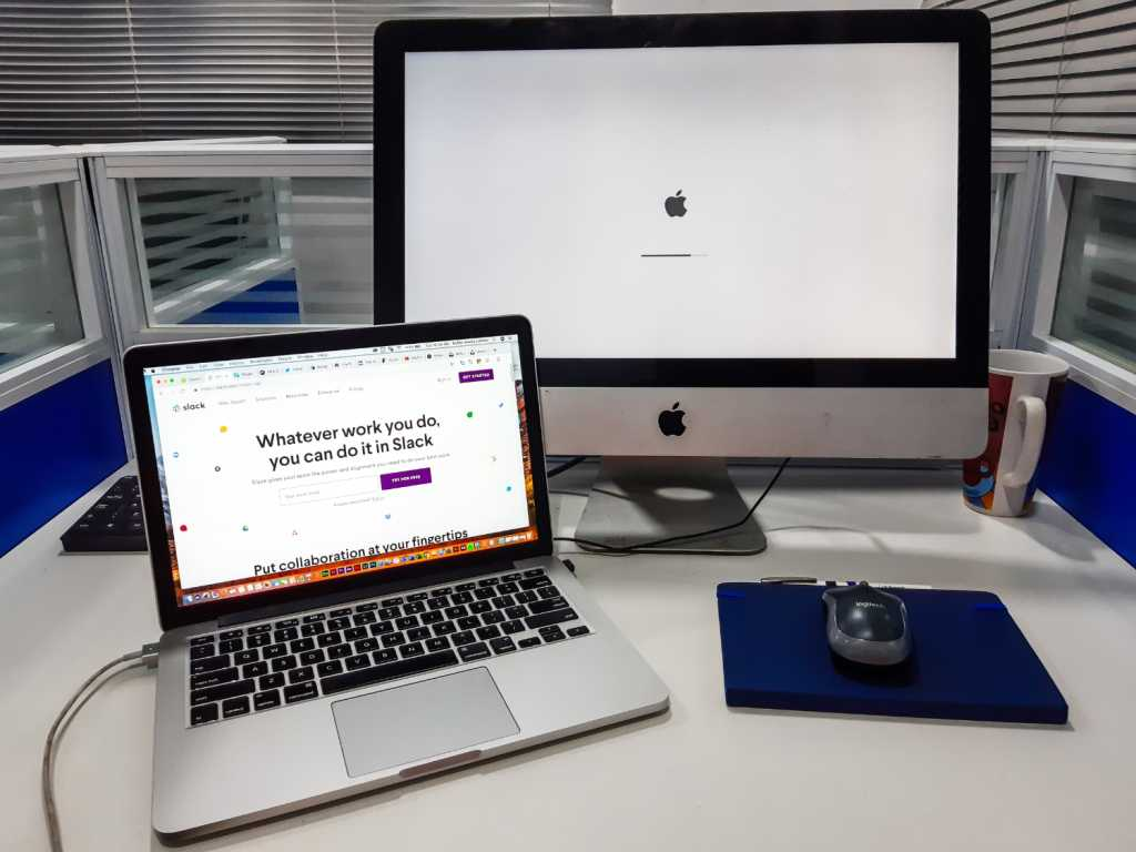 MacBook iMac