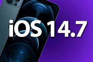 iOS 14.7.1 brings major zero-day exploit fix