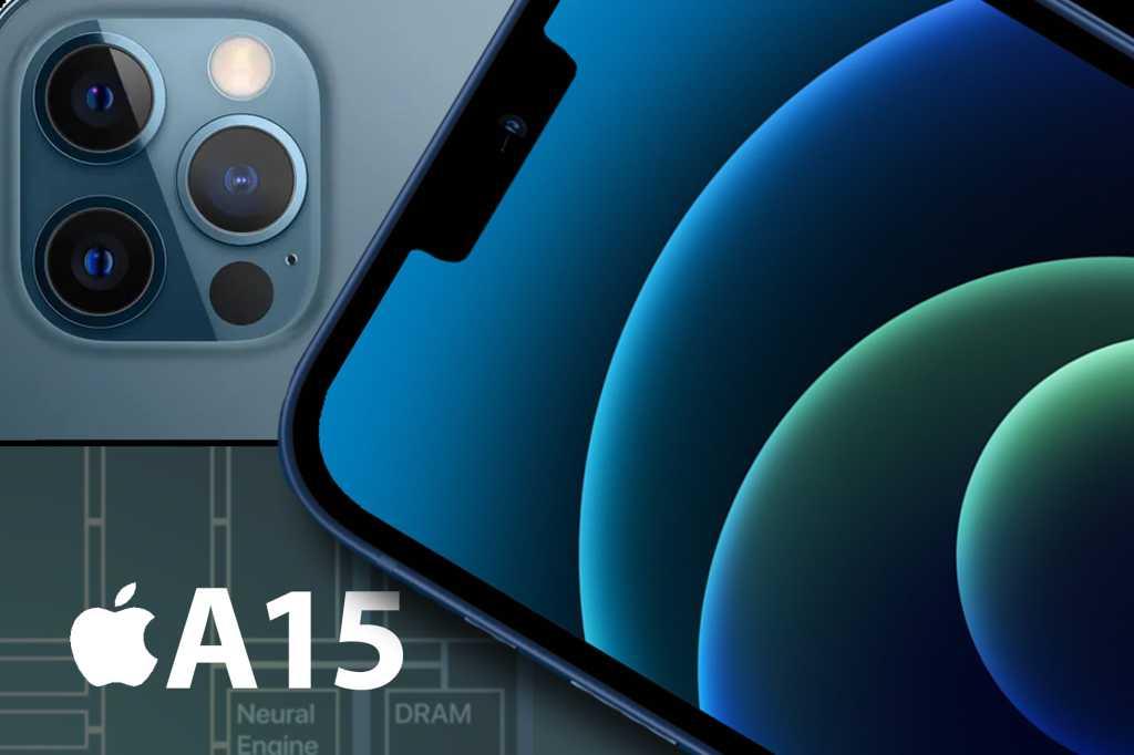 iPhone 13 graphic