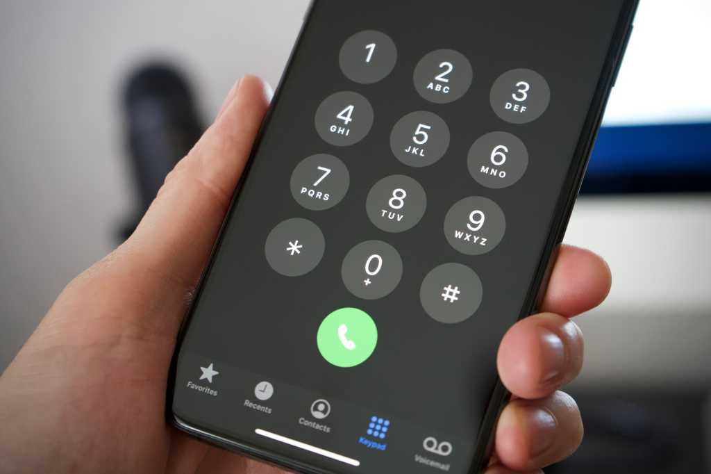 iphone phone app ios13