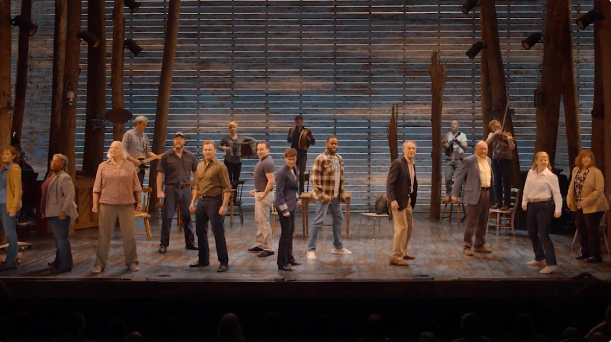 Come From Away Apple TV+