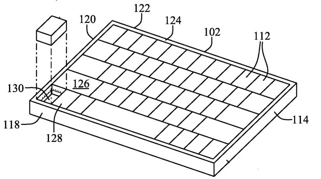 Apple Keyboard Key Mouse Patent