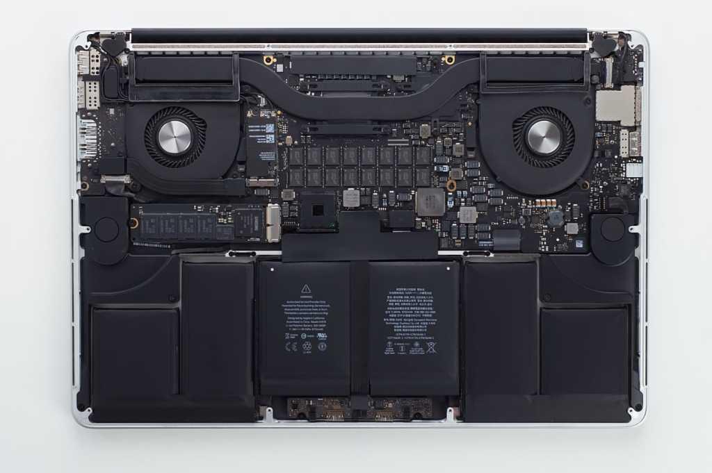 2018 MacBook Pro internal