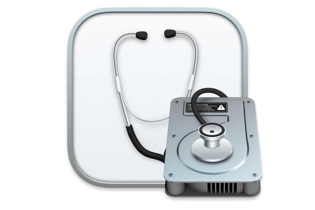 macOS Big Sur Disk Utility icon