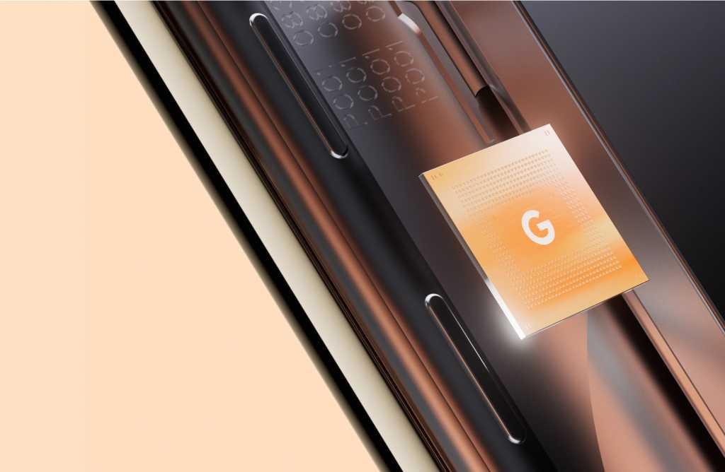 Google Tensor chip