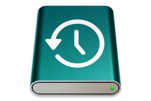 How to encrypt Time Machine backups