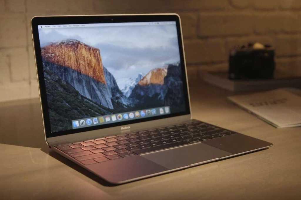 12inch macbook 2016