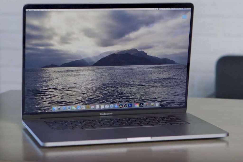 16 inch macbook pro 2019