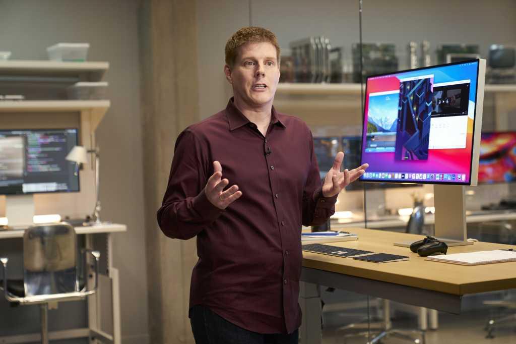 Apple's Andreas Wendker