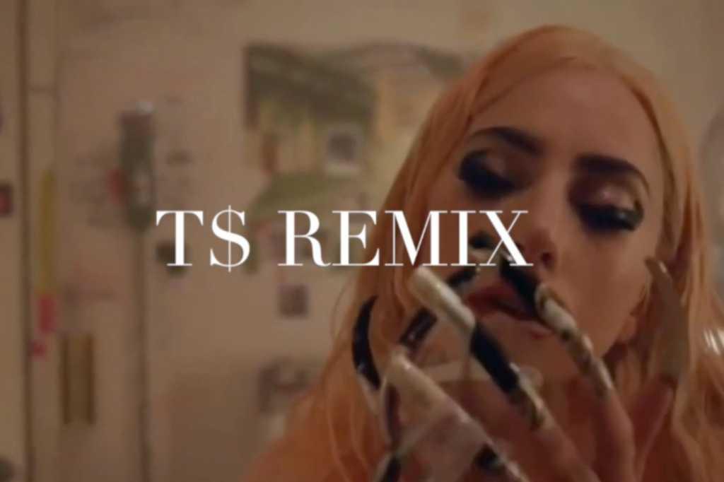 Lady Gaga GarageBand remix