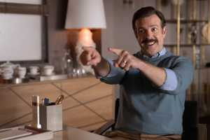 Huge night for 'Ted Lasso' culminates in Emmy for Outstanding Comedy Series