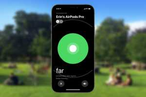 Apple delays Find My network support for AirPods in iOS 15