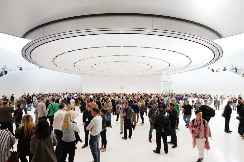 apple event steve jobs theater