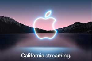 Apple sets iPhone 13 event for September 14