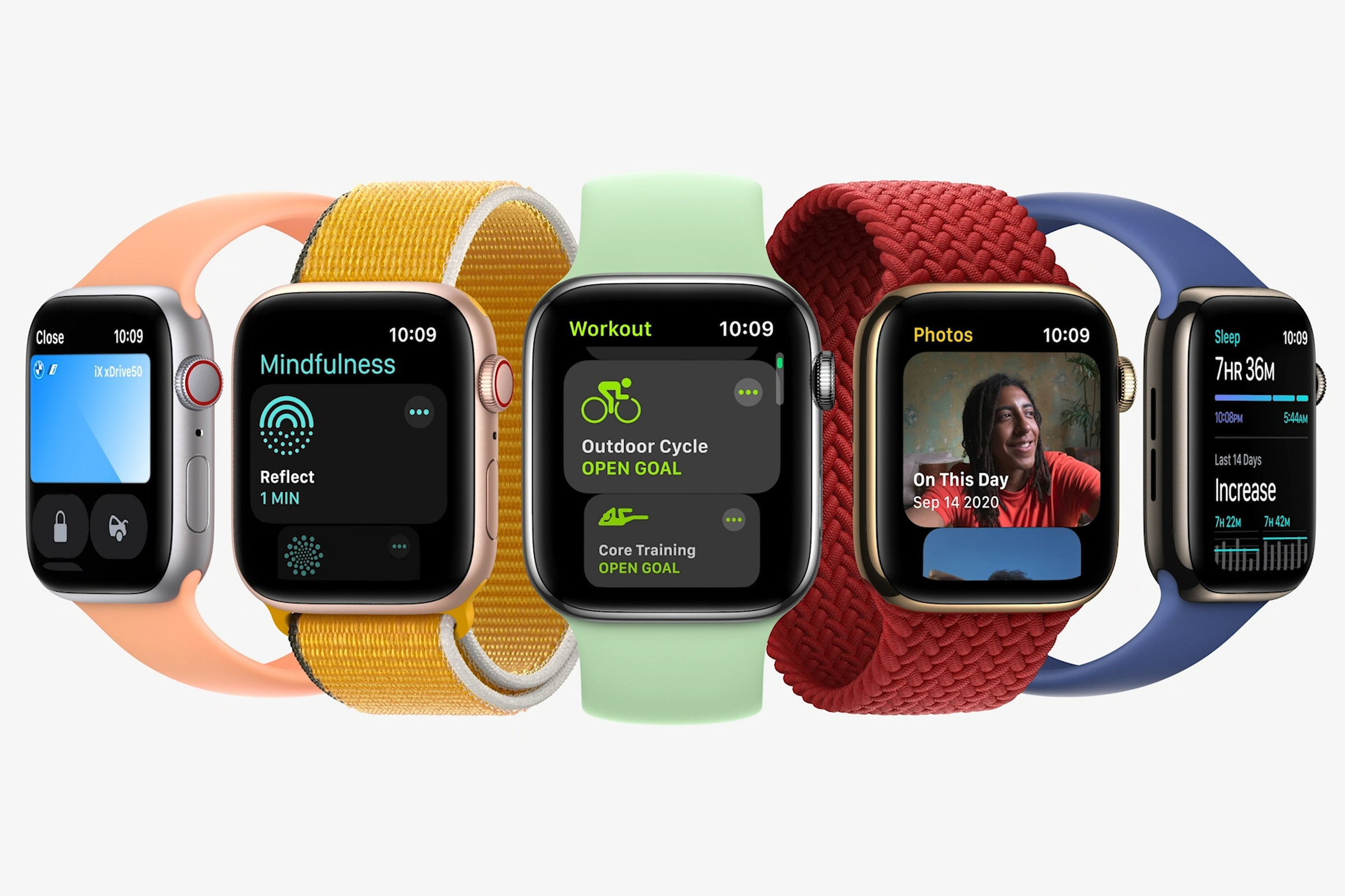 Apple Watch Series 7 has a bigger screen, faster charging ...