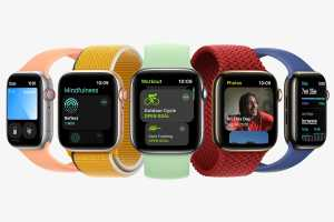 Apple Watch Series 7 sports a larger screen, faster charging