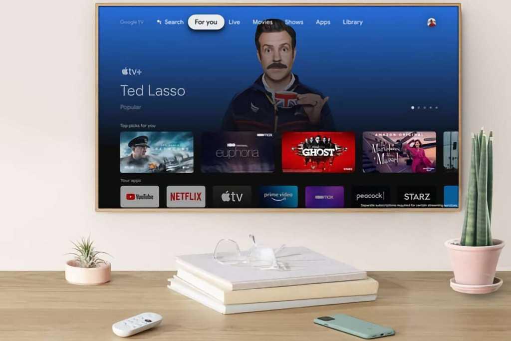 chromecast apple tv