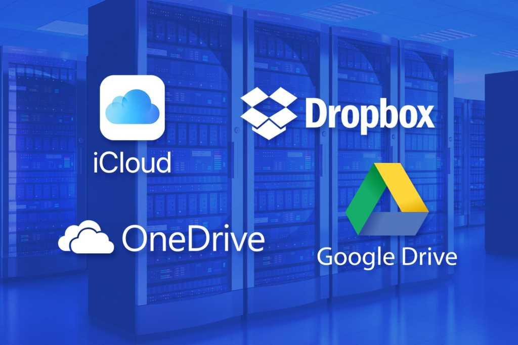 cloud storage primary