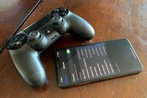 How to pair a PS4 DualShock 4 controller with your iPhone or iPad