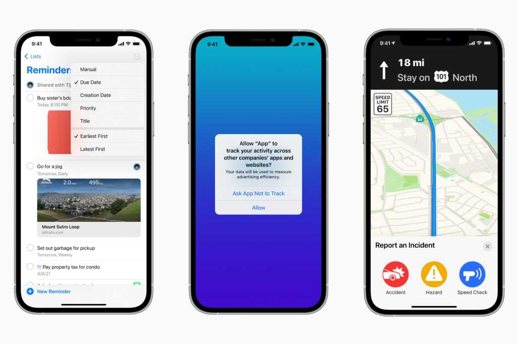 iOS 14.5 new features