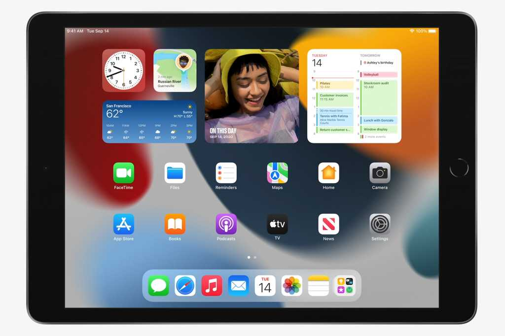 ninth gen iPad