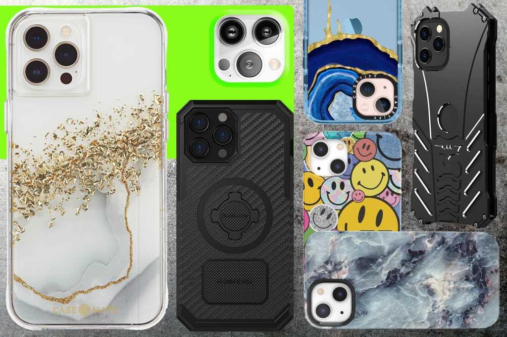 iPhone unique cases