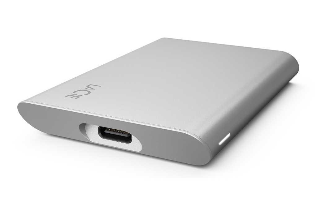 LaCie Portable SSD 2021 Hero