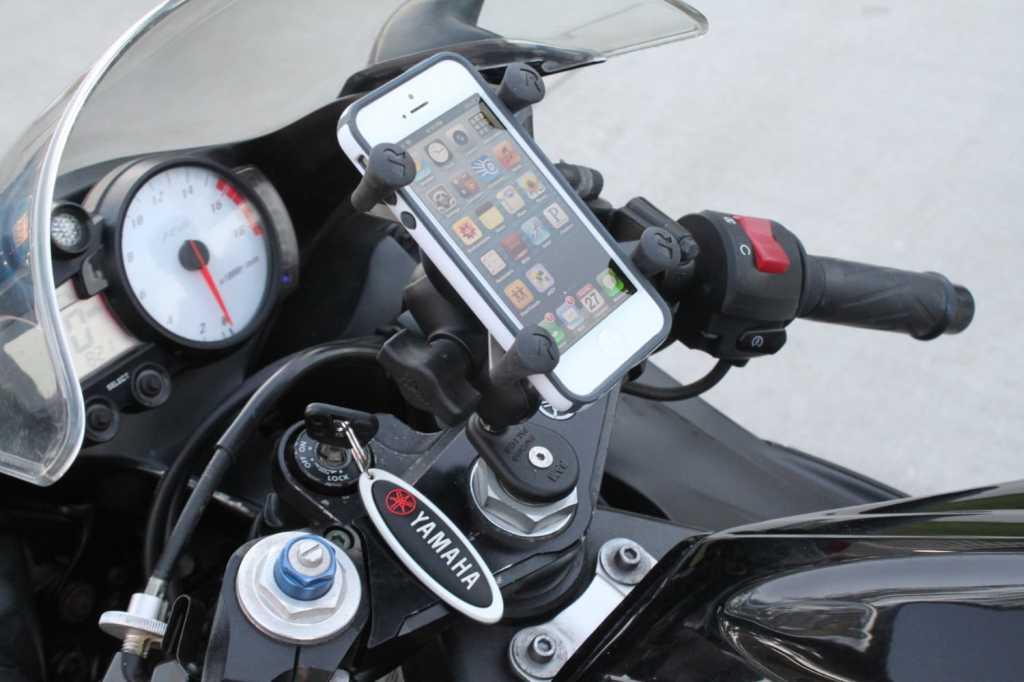 Morrison motorcycle mounts