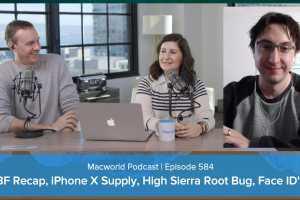 The iPhone X vs. Black Friday, Apple patches the High Sierra 'root' bug, and your comments and questions