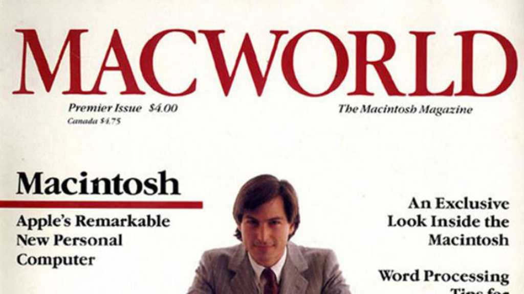 Macworld Magazine First Edition