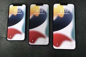 Apple may release the iPhone 14 with a notch–and the iPhone 14 Pro without one