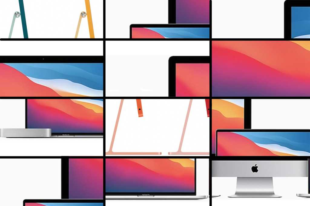 Mac puzzle graphic